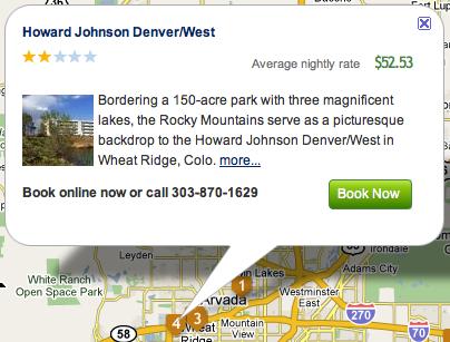 Google Maps Info Window - Height Fixed